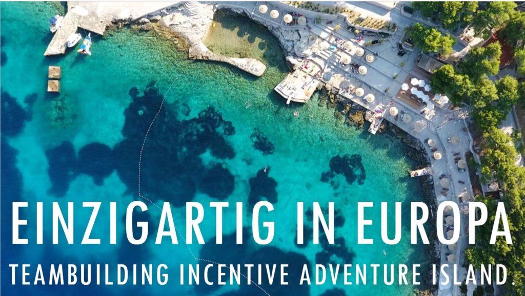 Incentive Kroatien Insel Mieten Werbeagentur